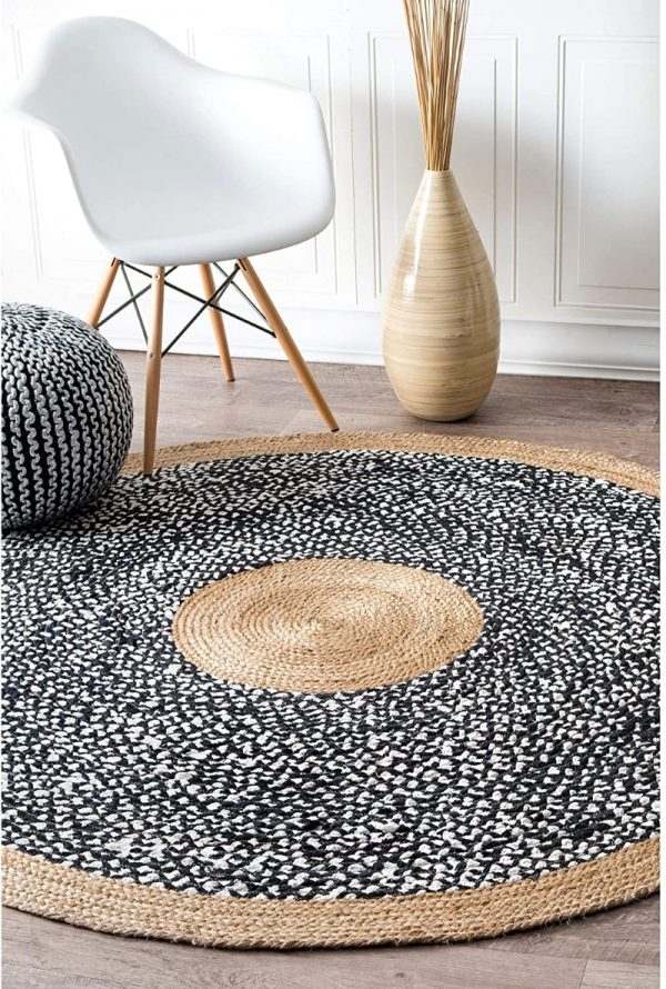 51 Round Rugs To Update Your Rooms For, Round Designer Rugs