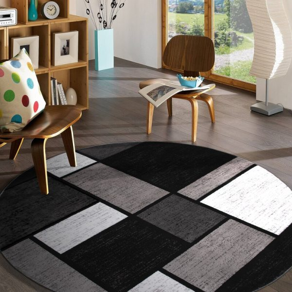 51 Round Rugs To Update Your Rooms For, Small Round Entryway Rugs