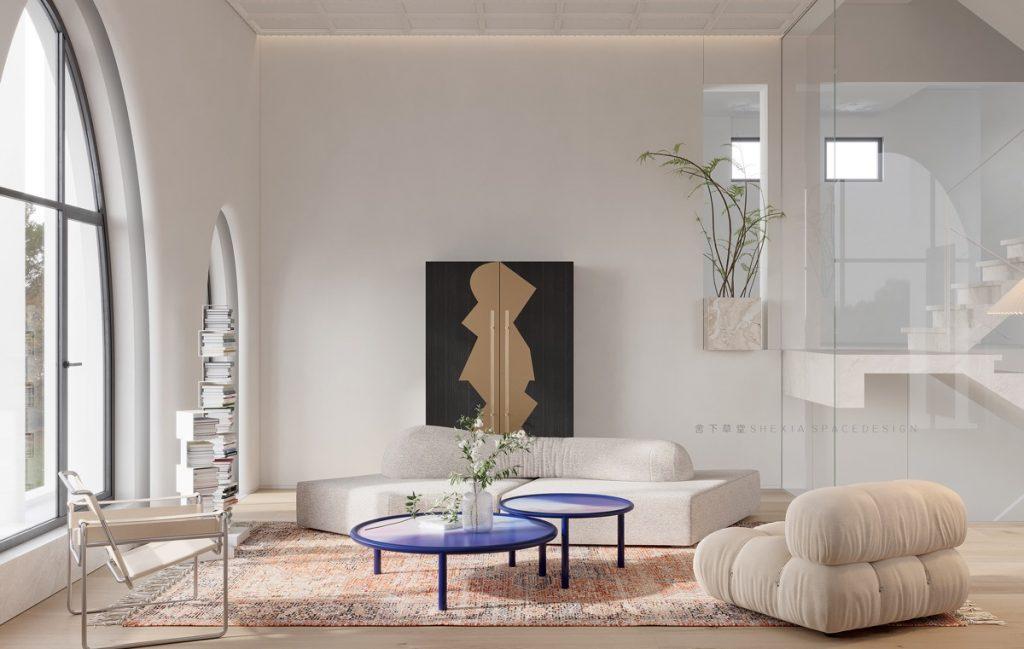 Sculpting Luxury Living Spaces