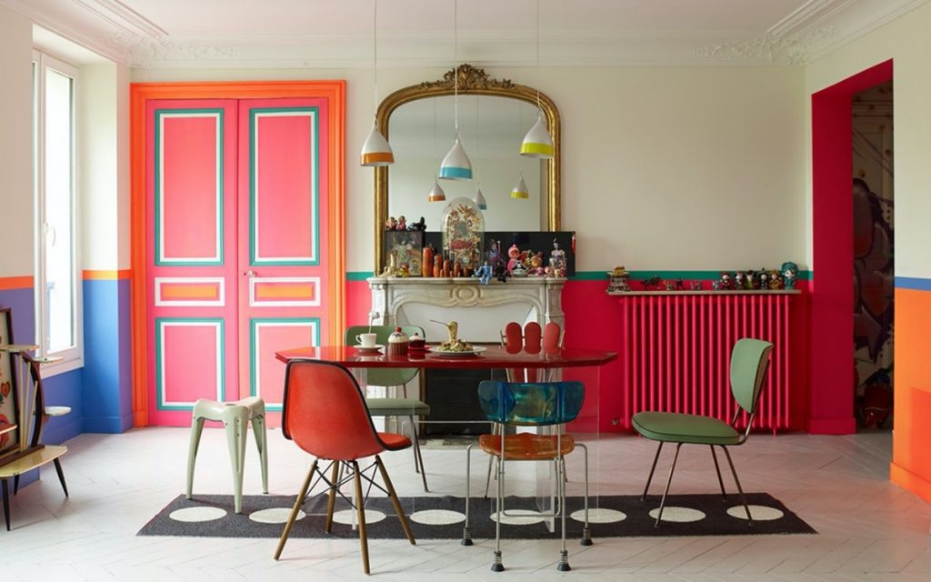 51 Red Dining Rooms With Tips And Accessories To Help You Decorate Yours