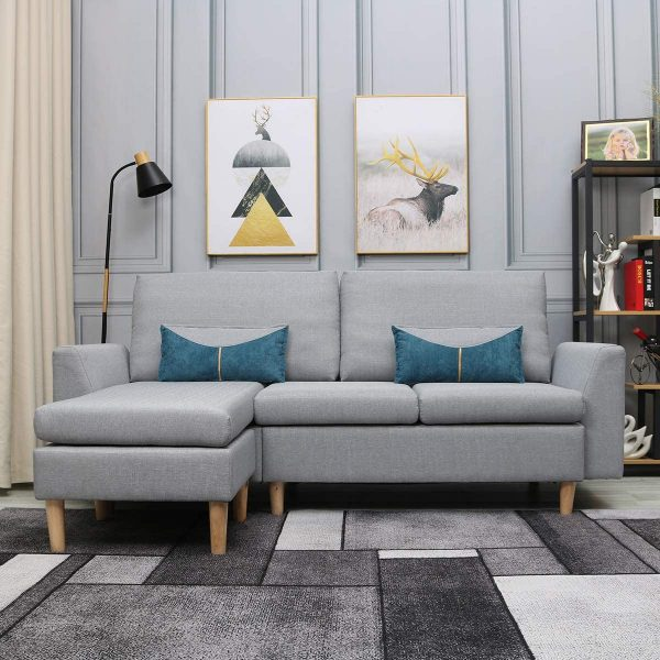 51 Small Sofas For Stylish Space Saving, Small Apartment Sofa