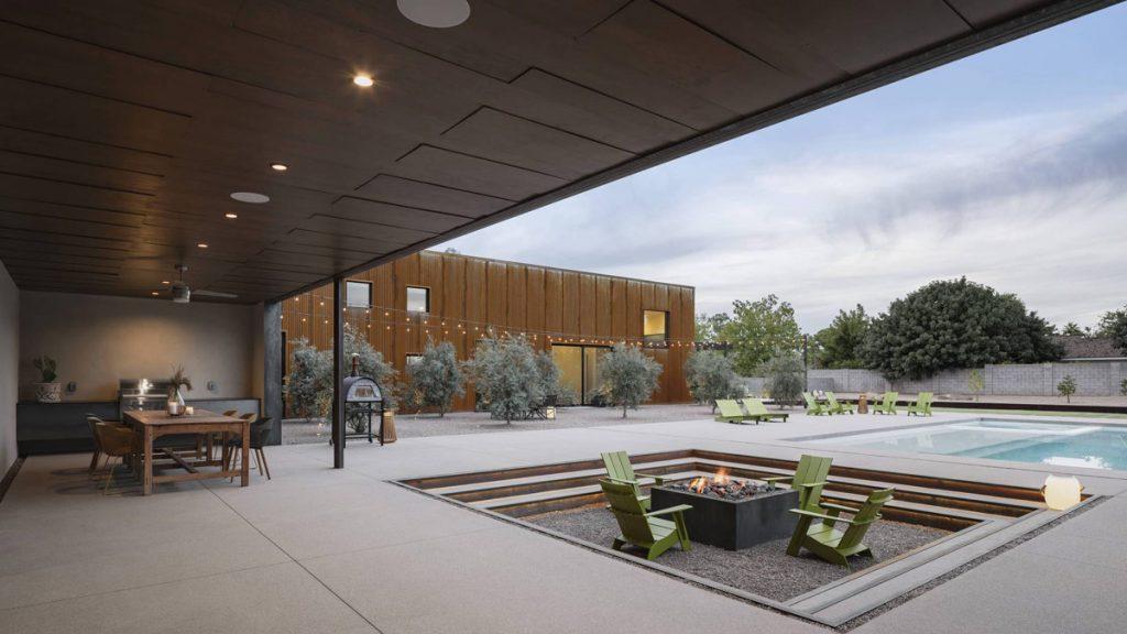 Arizona Family Home Built To Nurture Creativity