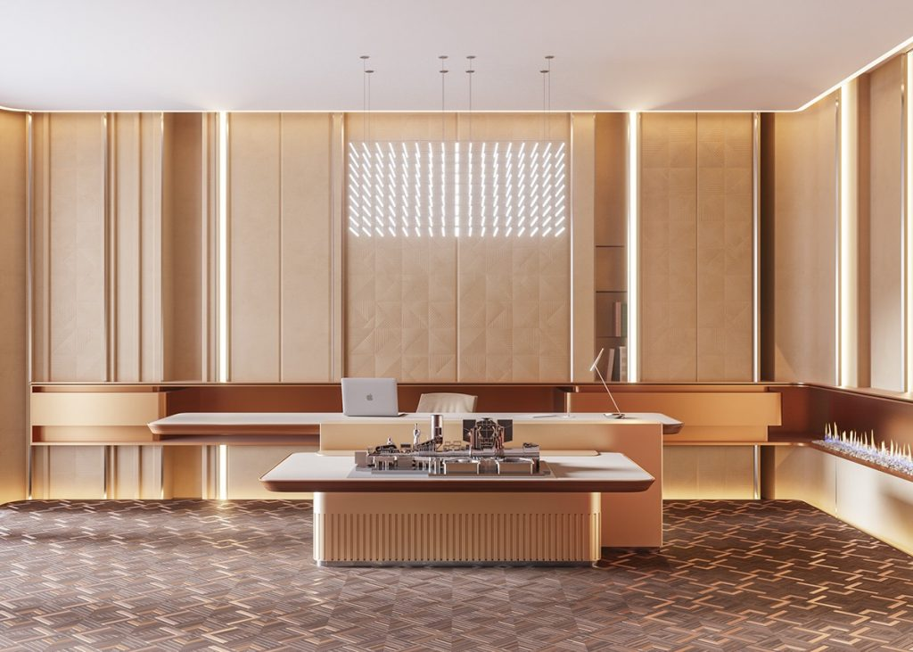 Luxury Home Office Design