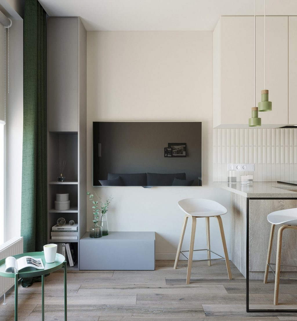 Clean, Crisp & Compact Home Interiors Under 40 Sqm (With Floor Plans)