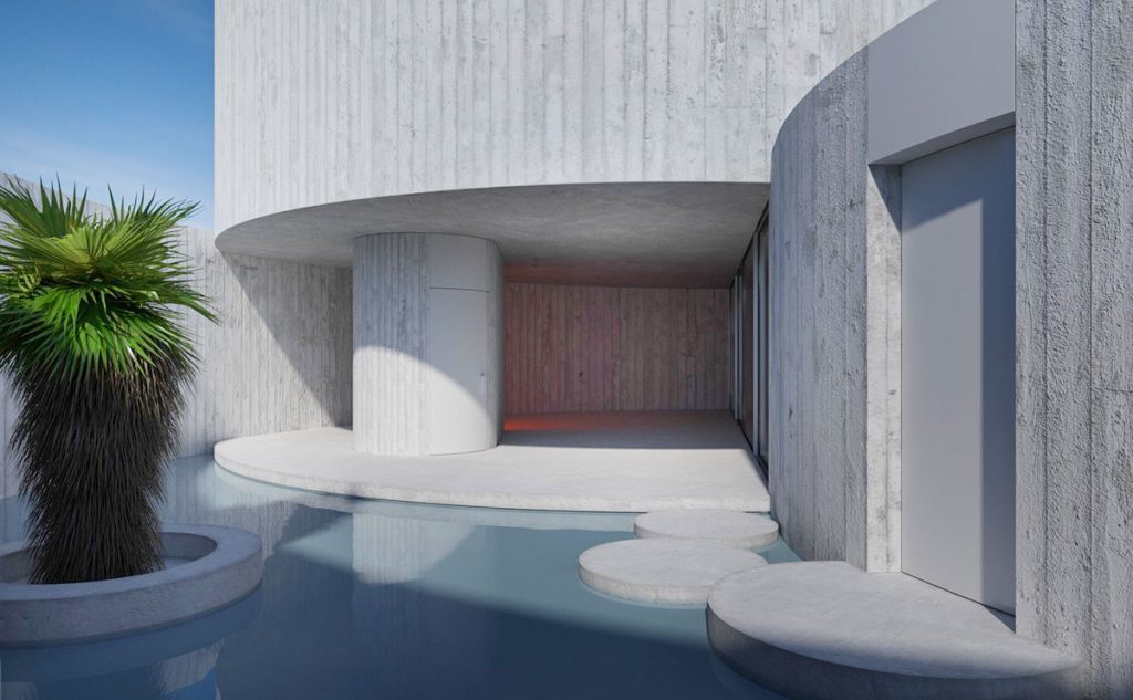 Breaching The Barriers Of Minimalist Introvert Homes