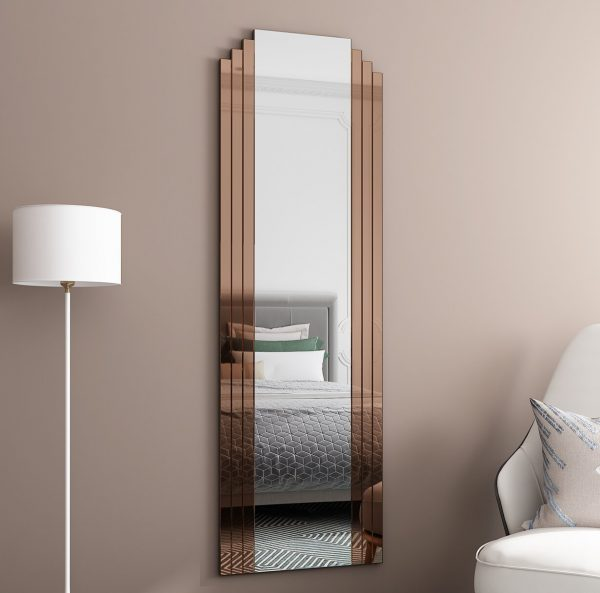 51 Full Length Mirrors To Flatter Your, Full Length Mirror Hanging Hardware