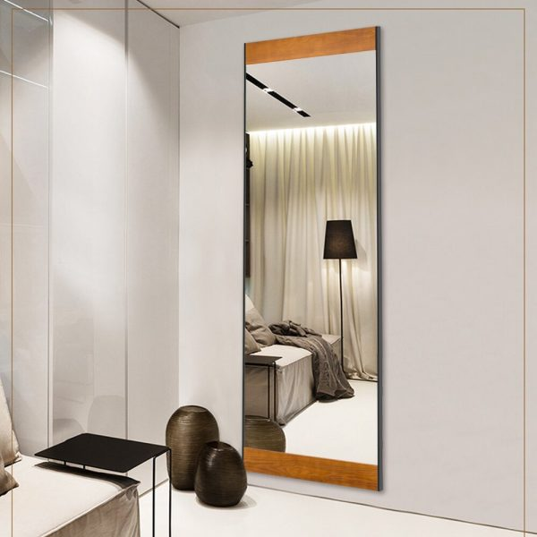 51 Full Length Mirrors To Flatter Your, Mirror Ideas For Bedroom