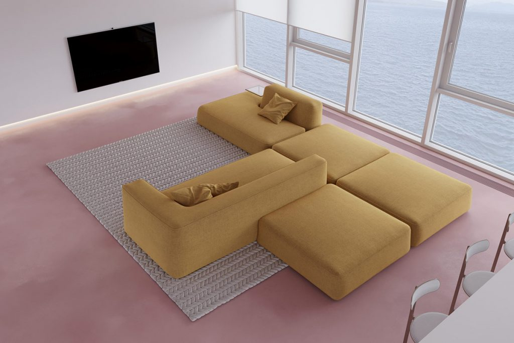 Unconventional Pink Interiors To Add Quirkiness & Colour To Your Day