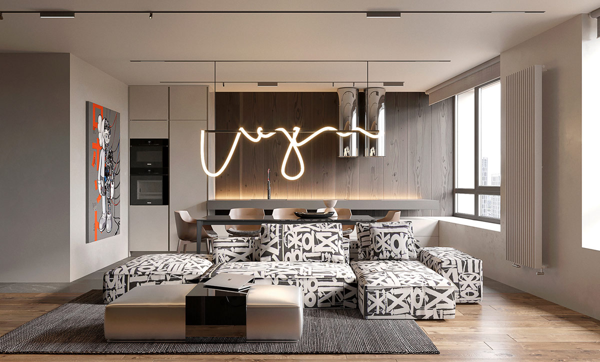 Pushhome Net Art Accented Apartments For Creative Professionals Push Home