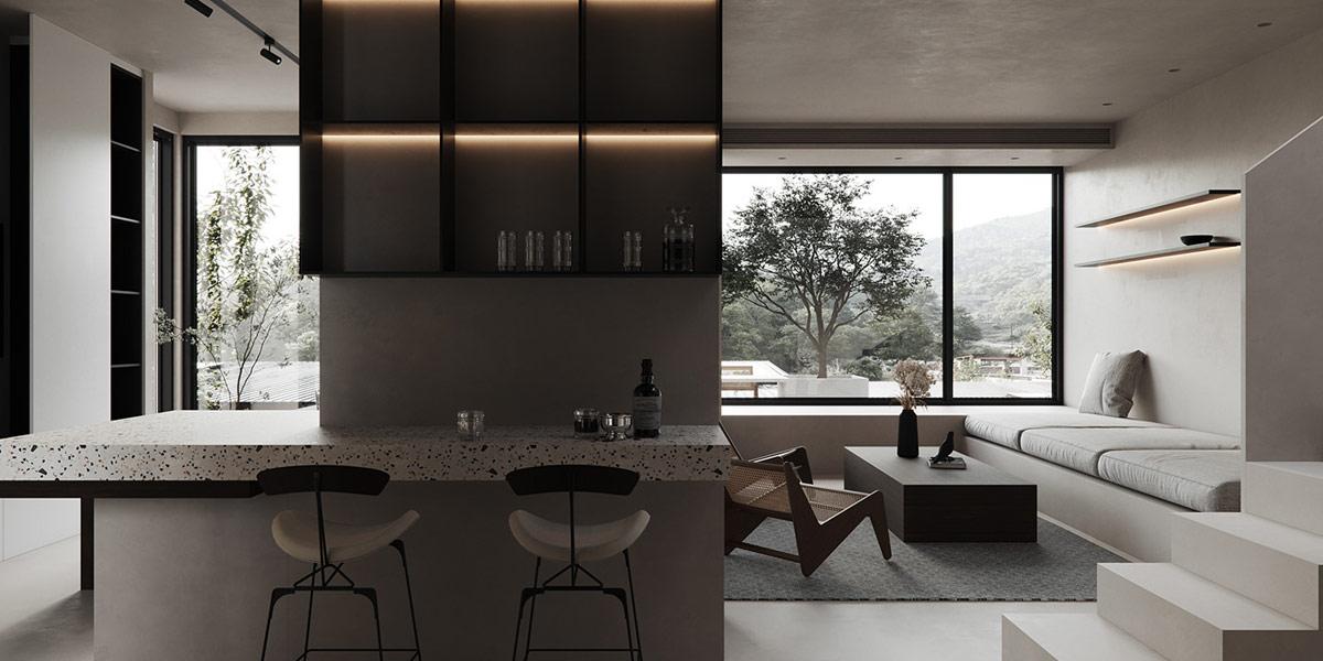 Six Uniquely Stylish Modern Asian Home Interiors