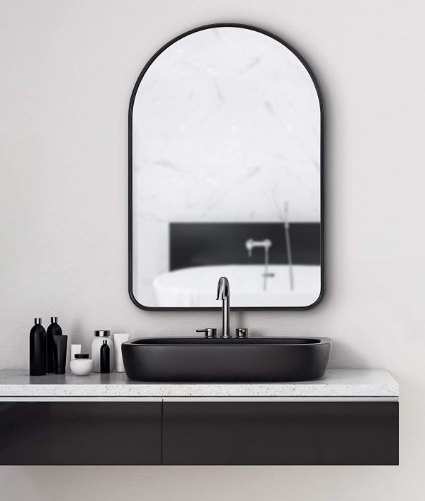 51 Bathroom Mirrors To Complete Your, Bathroom Mirrors Modern