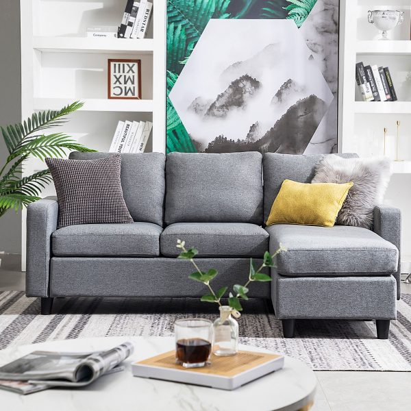 51 Sectional Sofas For Elegant And, Apartment Size Furniture Toronto