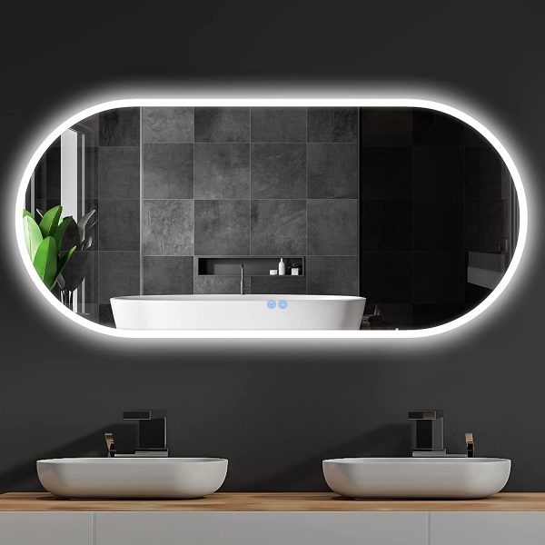 51 Bathroom Mirrors To Complete Your Stylish Vanity Setup