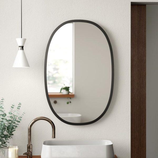 51 Bathroom Mirrors To Complete Your, Bathroom Mirror Design Image