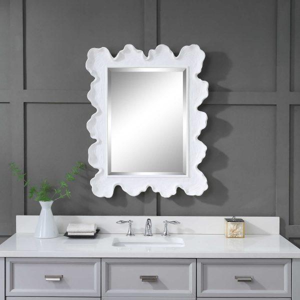51 Bathroom Mirrors To Complete Your, Nautical Bathroom Vanity Mirrors