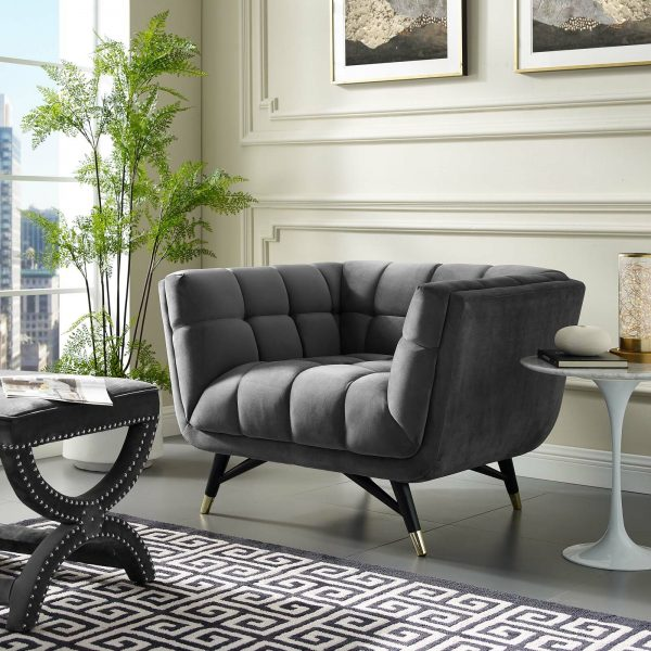 51 Living Room Chairs To Crown Your, Modern Living Room Chairs