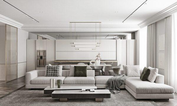Shaping & Shading Modern Grey Interiors